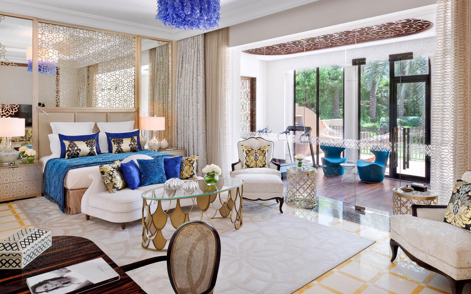 Фото One&Only Royal Mirage - пожалуй, лучшего отеля на пляже Джумейра