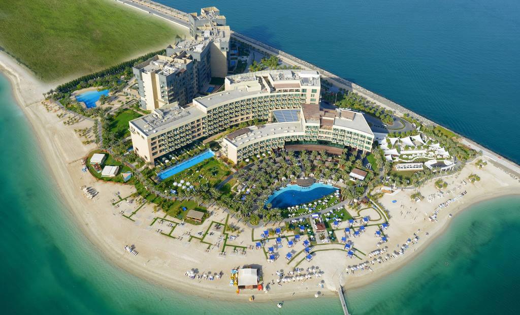 Rixos The Palm Dubai - настоящий семейный отель в Дубае