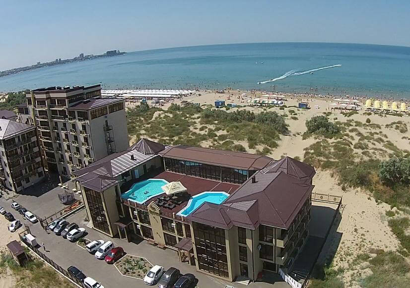Фото отеля Белый песок