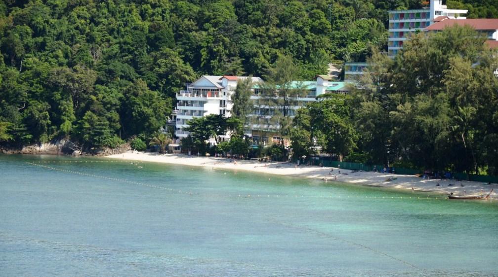 Фото пляжа Три Транг на острове Пхукет
