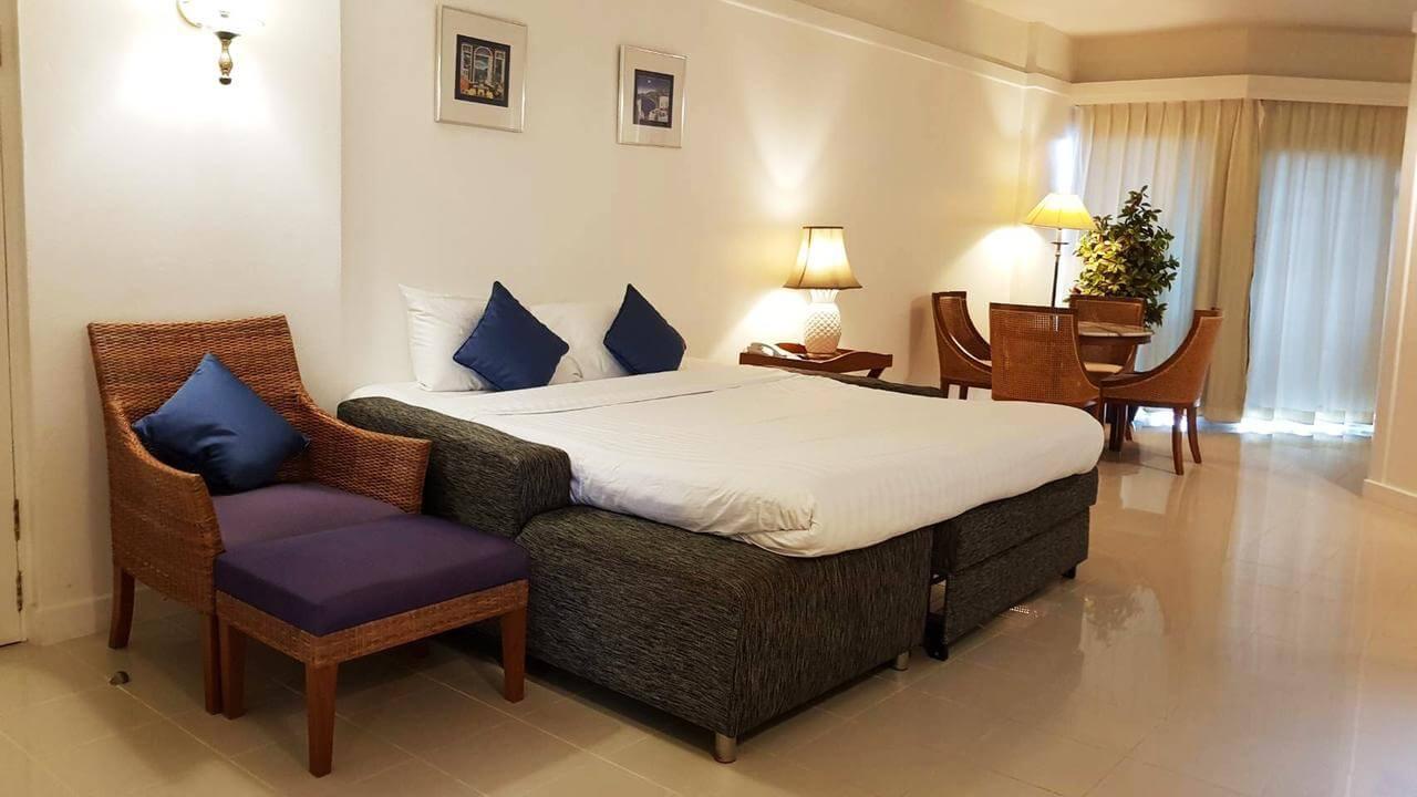 Фото номера Deluxe Room в отеле Andaman Seaview