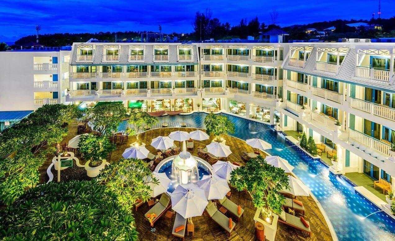 Андаман Си Вью отель (Пхукет)