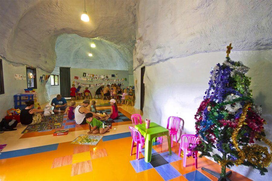 Детский клуб в четырехзвездочном отеле Orchid Resort на Пхукете