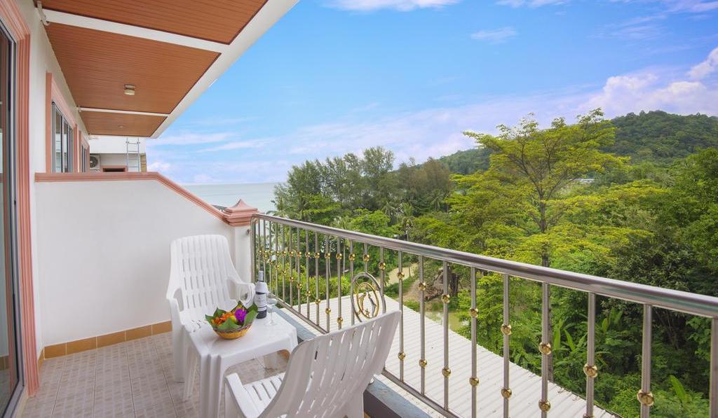 Фото номера в отеле Tri Trang Beach Resort