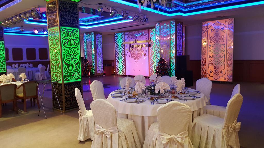 Фото банкетного зала ресторана Тимерхан в Казани