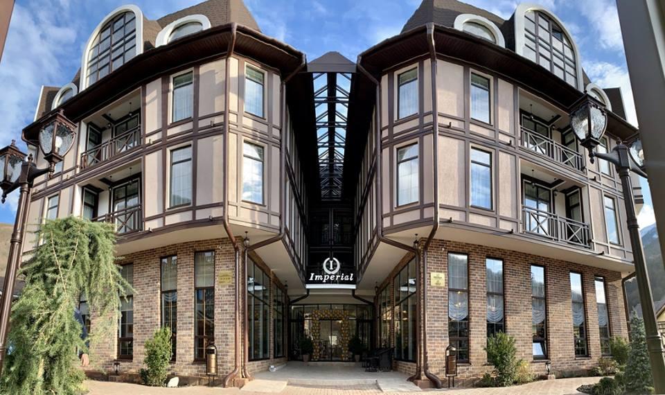 Фотография отеля Grace Imperial Hotel & Spa (Эсто-Садок)