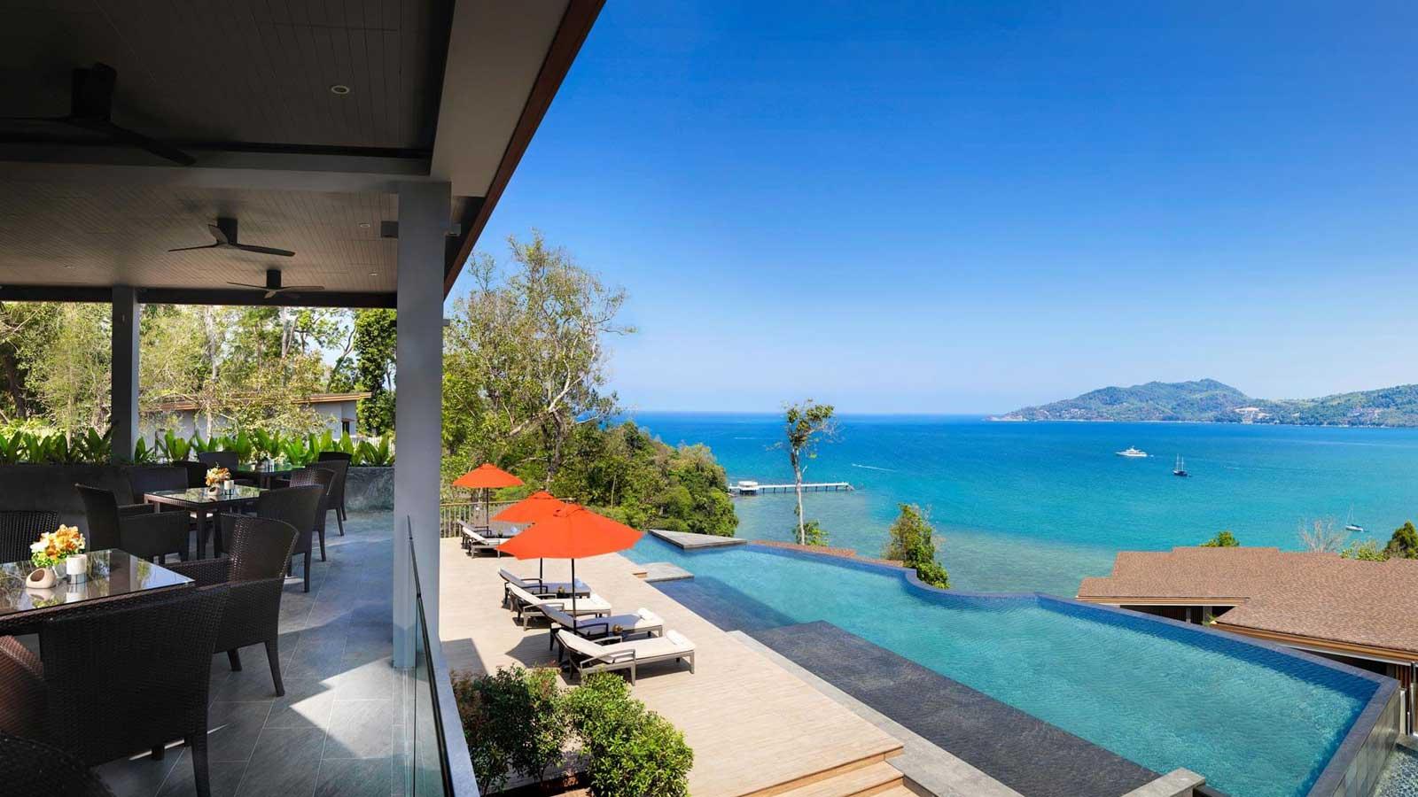 Amari Phuket 4* - отель со своим частным пляжем на Пхукете