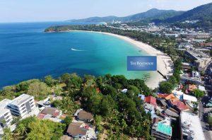 Boathouse Phuket и его собственный пляж