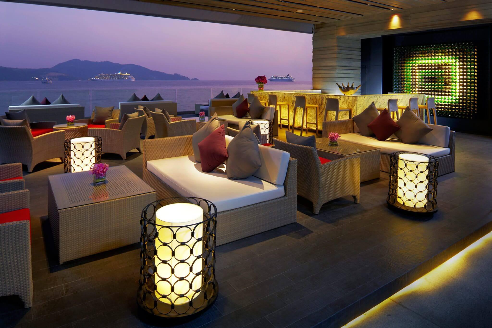 Фото ресторана La Gritta в отеле Amari Phuket