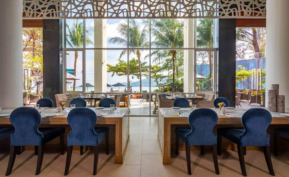 фото ресторана Soul Kitchen в Novotel Phuket Kamala Beach