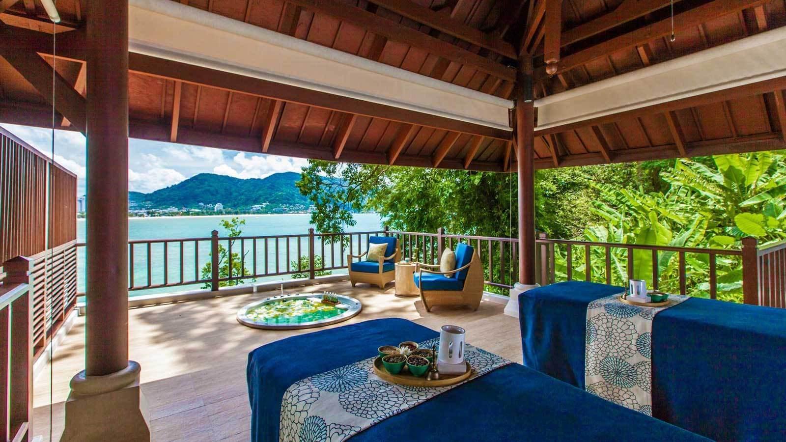 фото спа салона Breeze Spa в отеле Amari Phuket