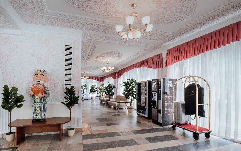 Фотография гостиницы «МосУз Центр»