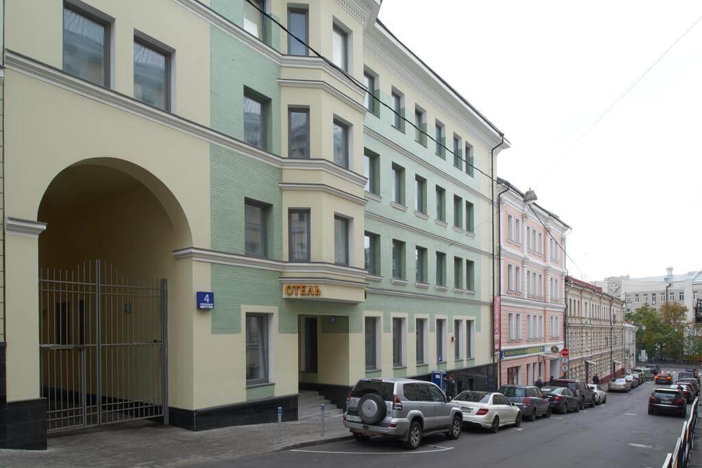 Фото отеля «Годунов»