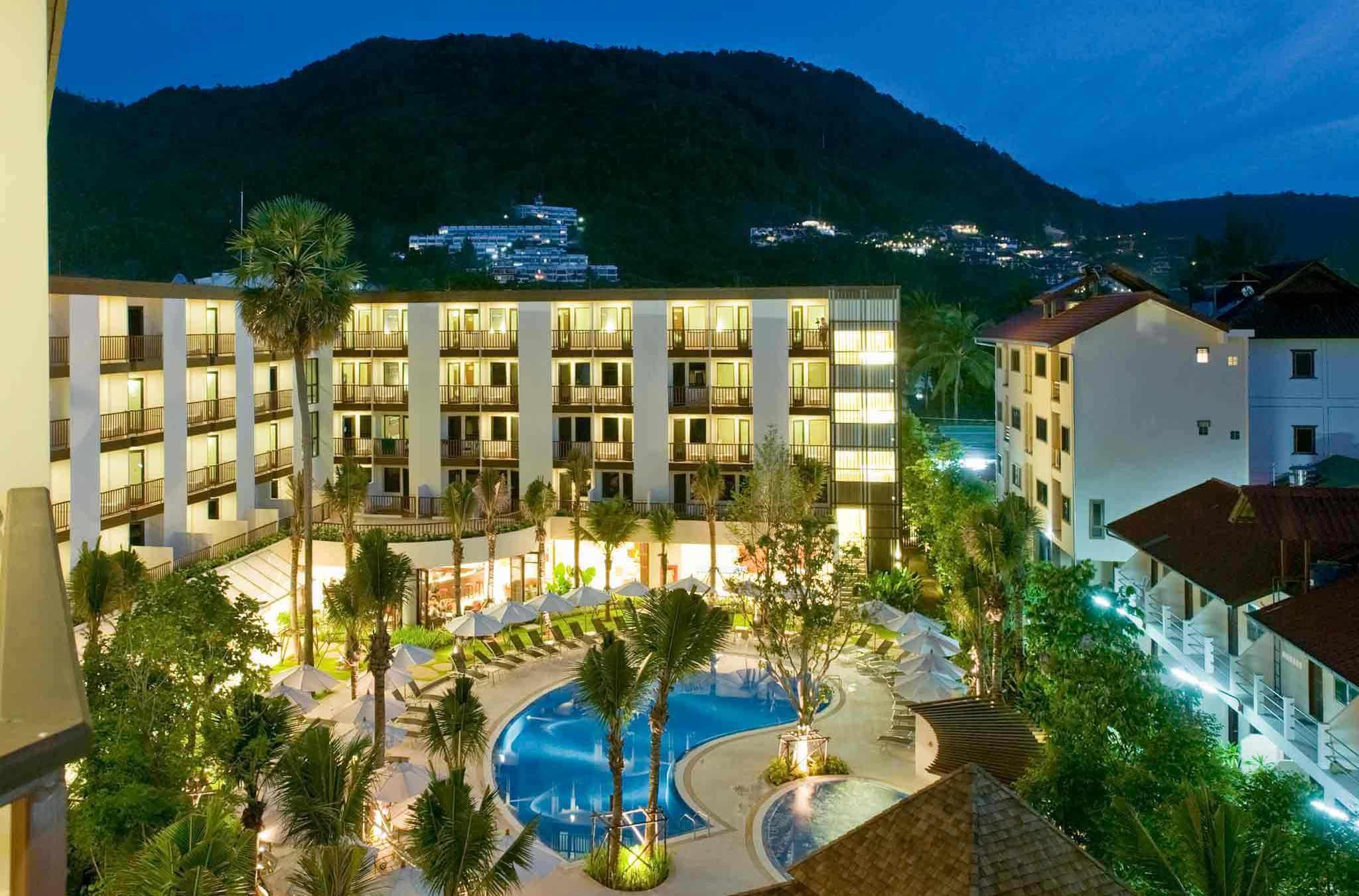 Фото Ibis Phuket Patong - недорогого отеля на Патонге (о. Пхукет)