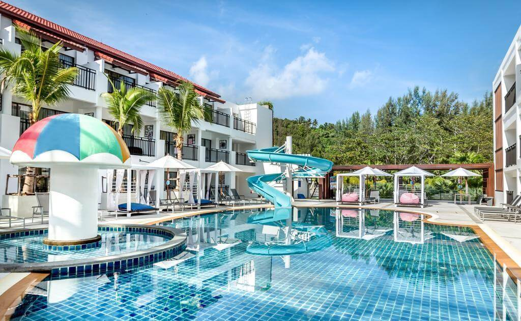 Фотография гостиницы Novotel Karon Beach Resort