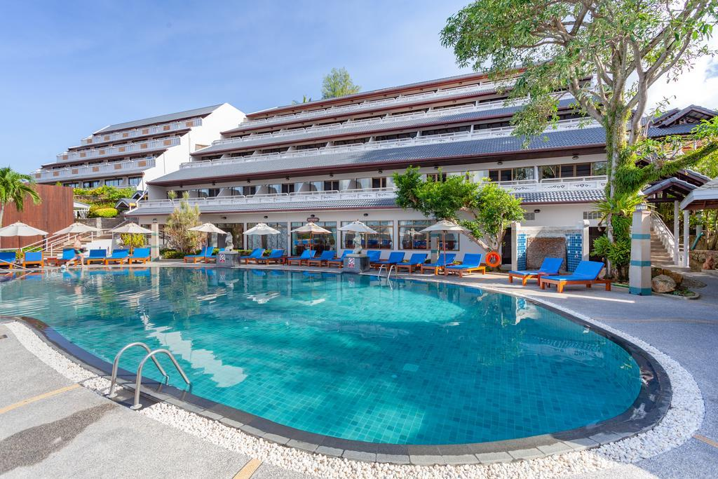 Orchidacea Resort (Пхукет) - отель, в котором обычно много русских