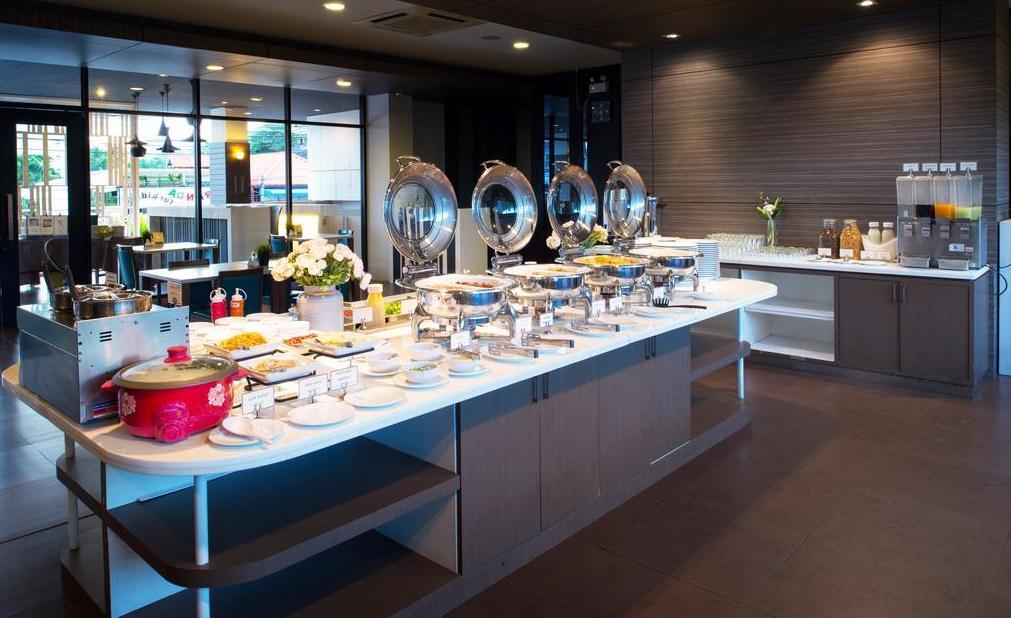Фото ресторана в гостинице Simplitel (Пхукет, пляж Карон)