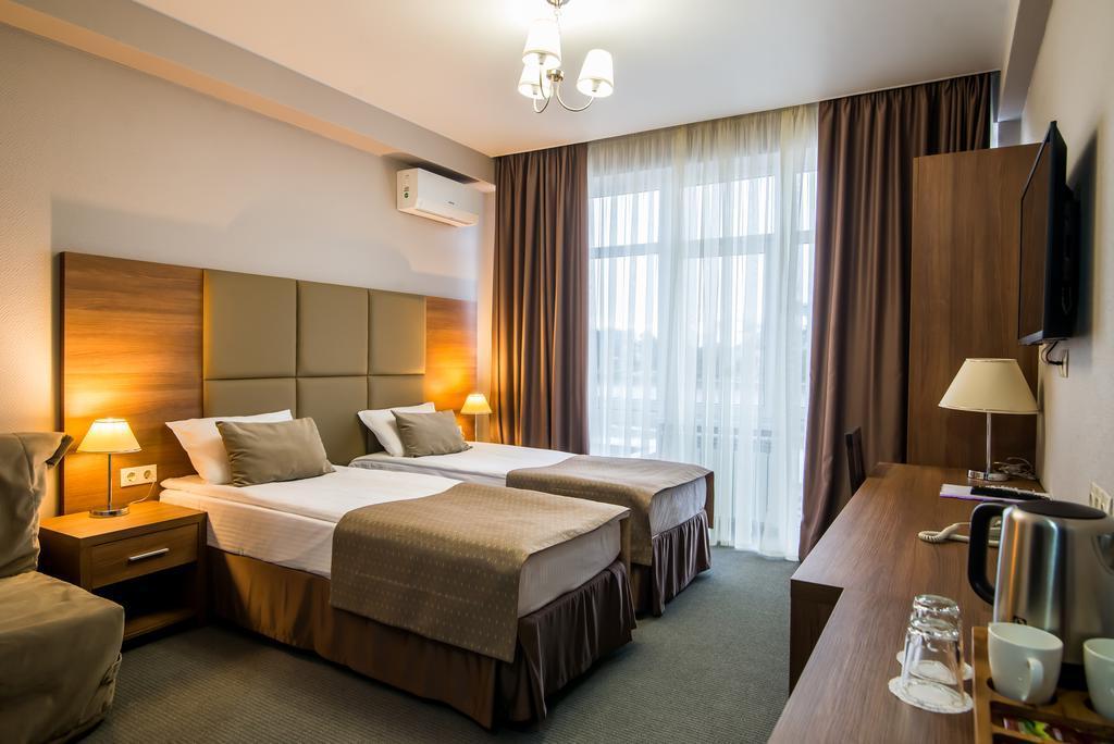 Отель River Star, где можно забронировать апартаменты