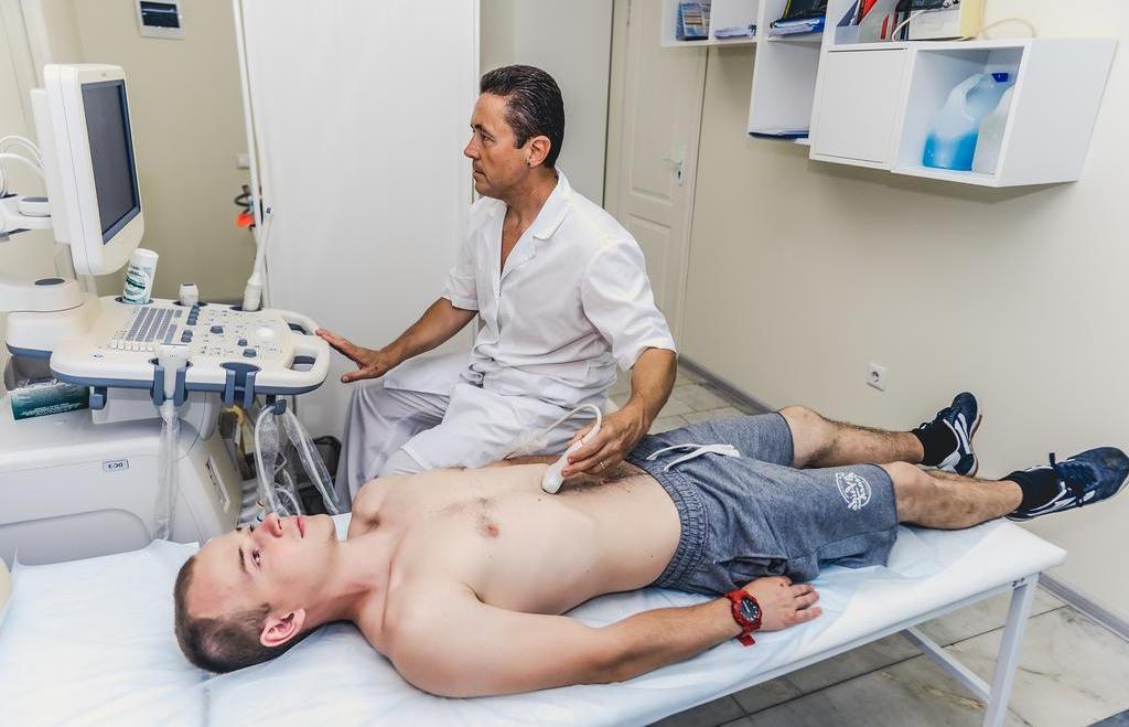 Лечение в санатории «Анапа Океан»