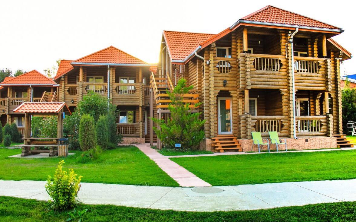 Фото эко-отеля «Озеро Дивное»