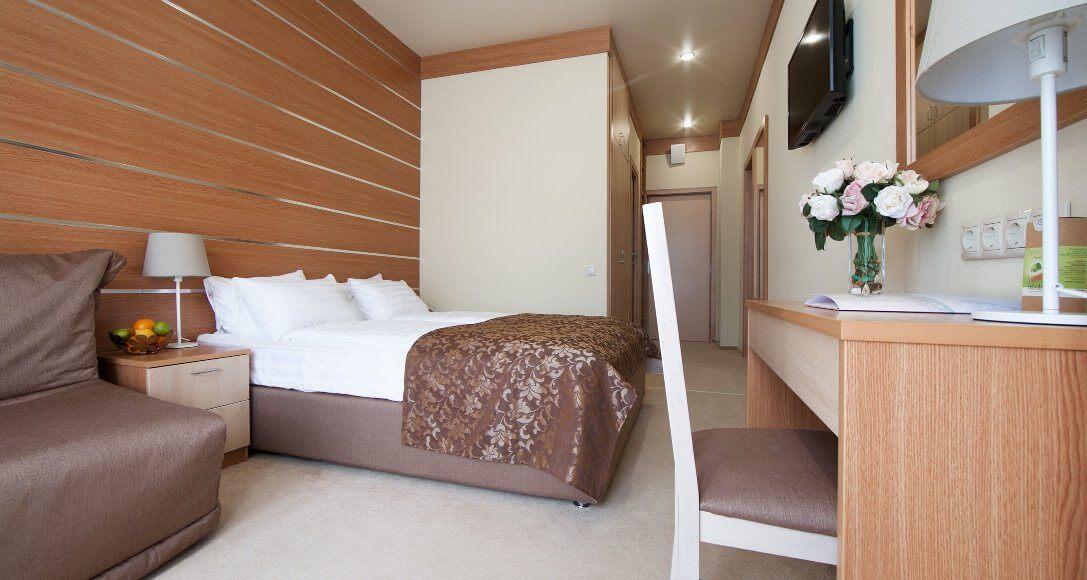 Фото номера в отеле Alean Family Resort & SPA Biarritz
