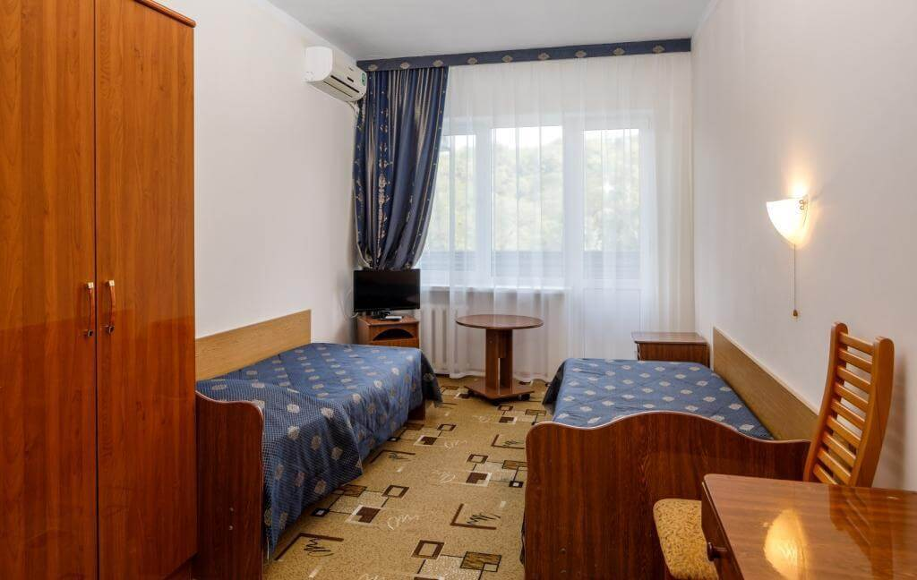 Фото жилого помещения в пансионате «Южный»