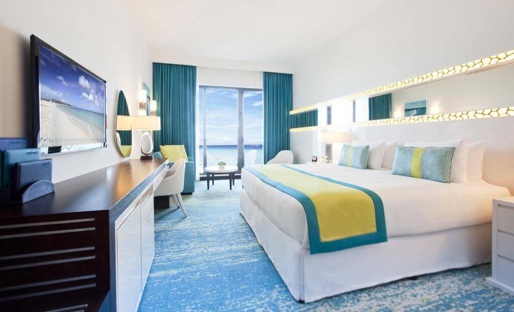 Фото номера в JA Ocean View Hotel 5*