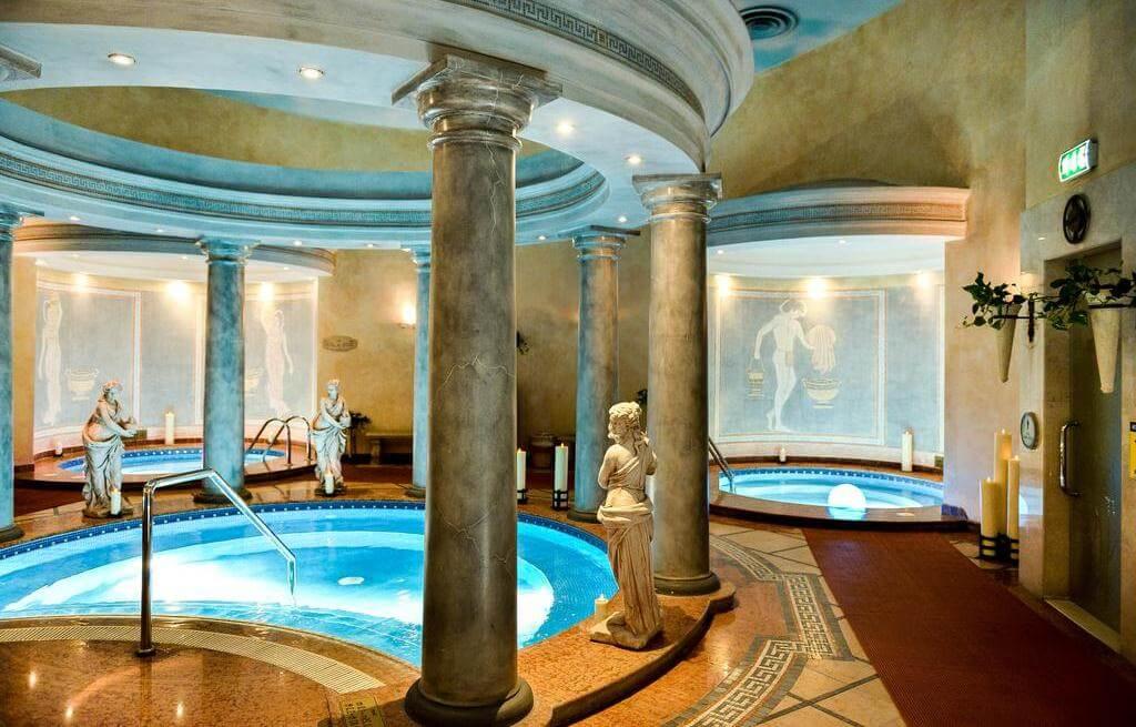 Фото SPA в отеле Le Royal Méridien Dubai Marina
