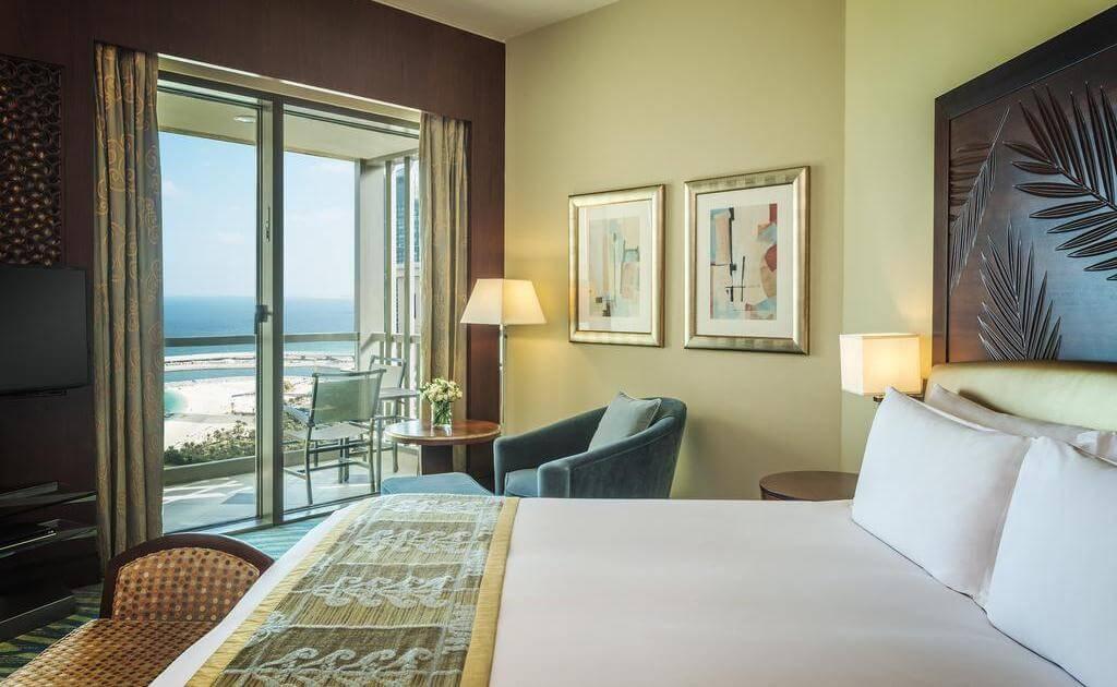 Фото номера в отеле Sofitel Jumeirah Beach