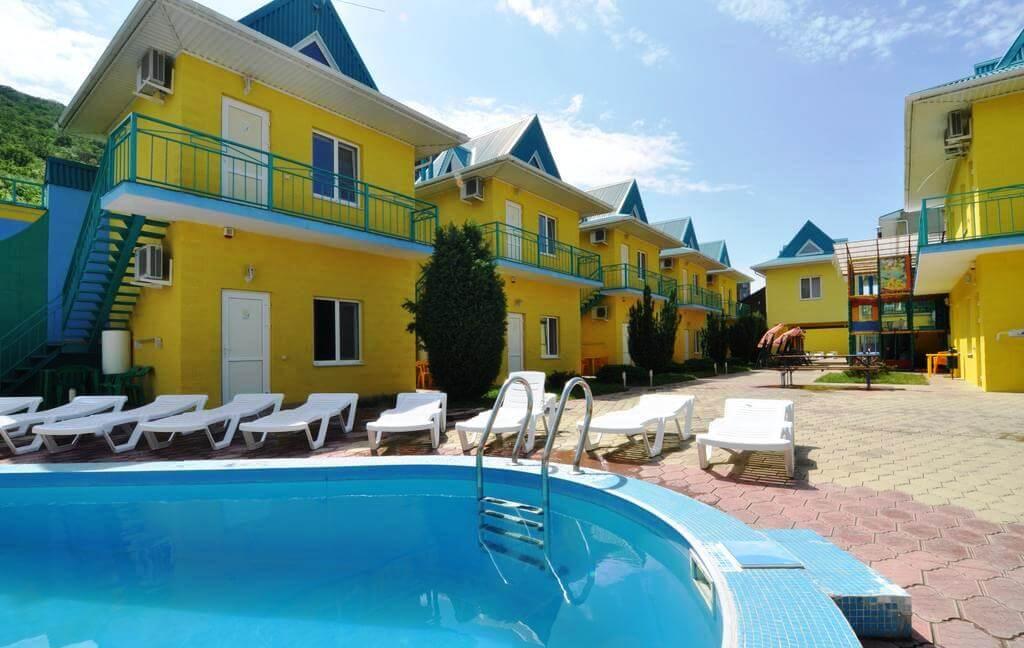 Фото гостиницы «Индиго» (2 звезды)