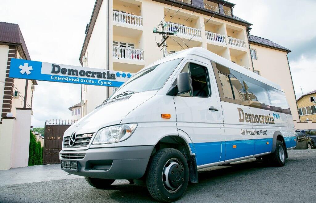 Фото отеля Democratia